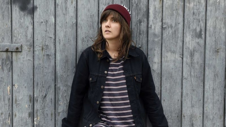 Courtney Barnett - City Looks Pretty