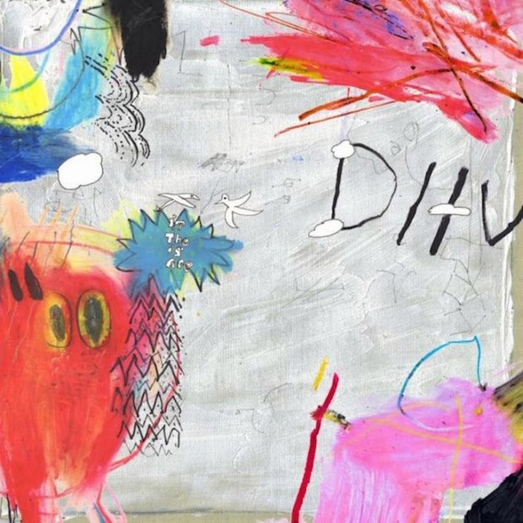 DIIV - Is The Is Are CD