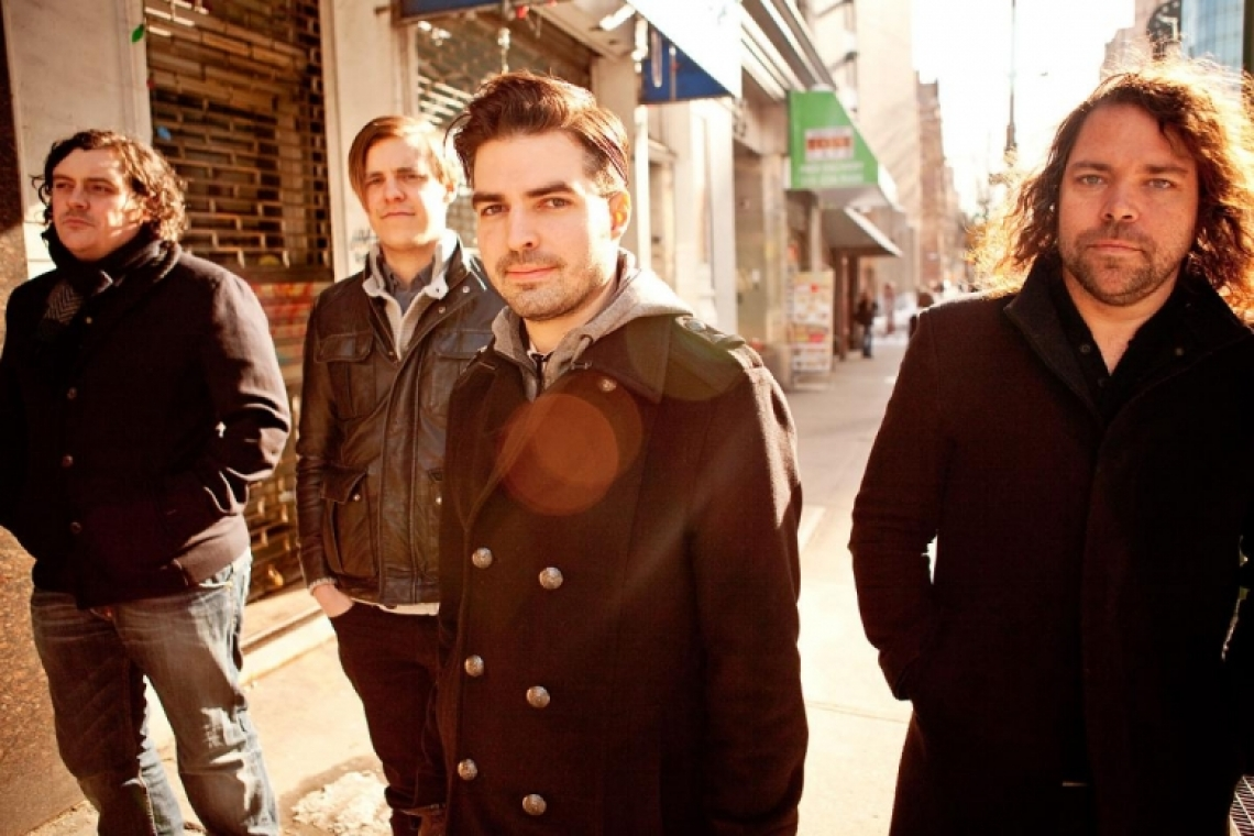 The Boxer Rebellion - Love Yourself