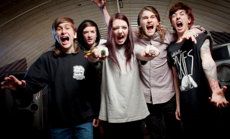 Marmozets - Run With The Rhythm