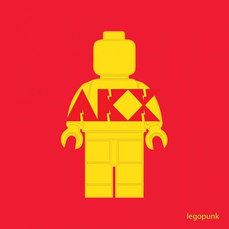 AKX - Legopunk