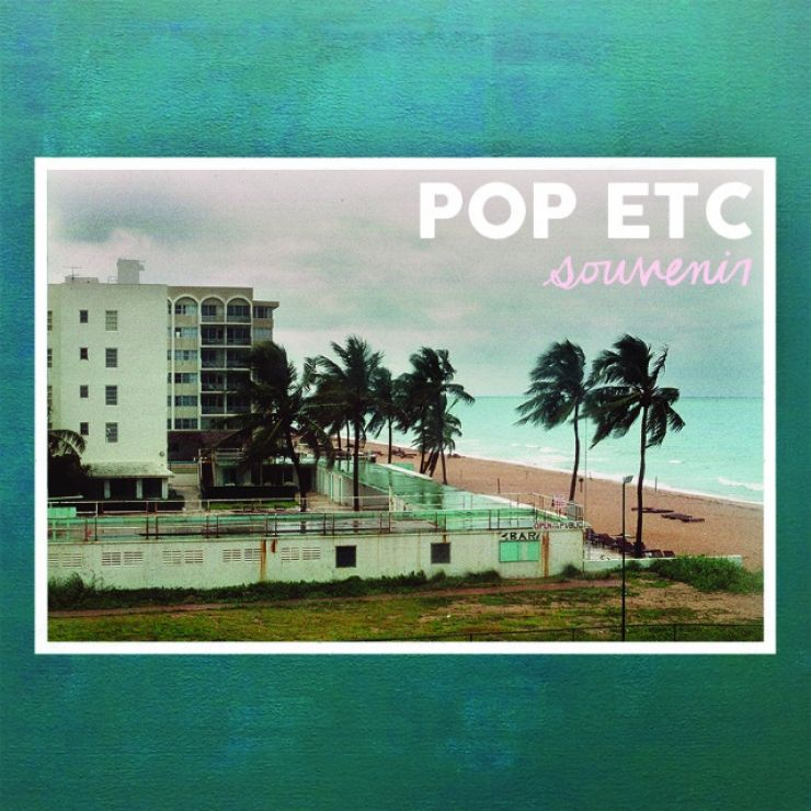 Pop Etc - Souvenir CD