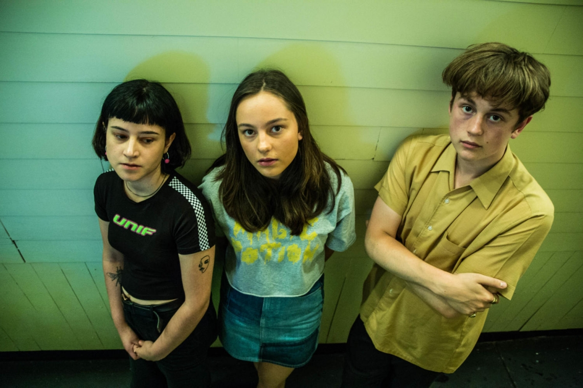 The Orielles - Old Stuff, New Glass